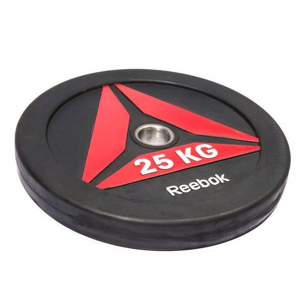 Talerze Reebok Bumper Plate 25kg