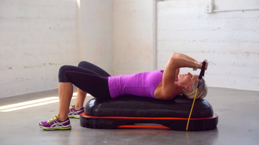 platforma treningowa terracore triceps