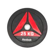 Talerz Bumper Reebok 25kg