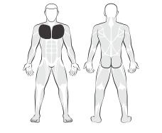 hypervolt klatka piersiowa