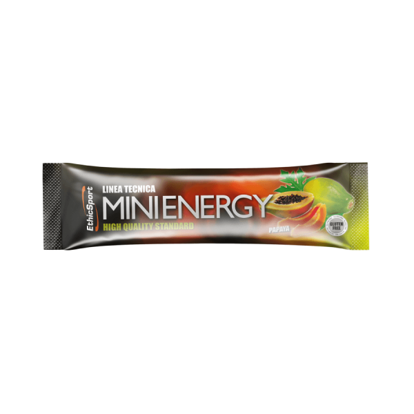 baton energetyczny mini energy papaja