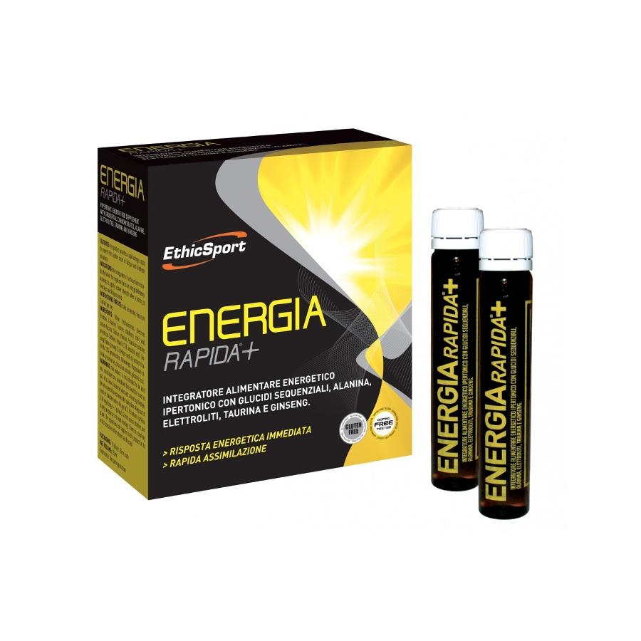 energia rapida plus ethic sport