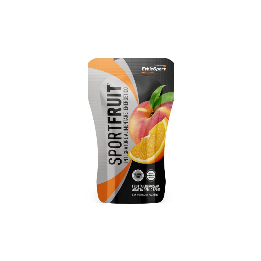 zel sportowy sport fruit smak brzoskwiniowo-pomaranczowy