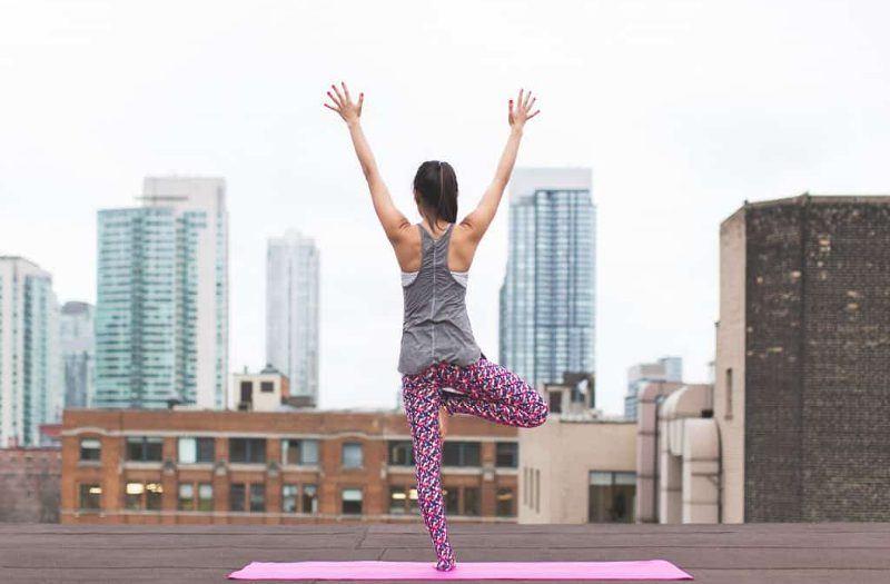 poprawa postawy joga