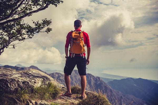 Trening w górach