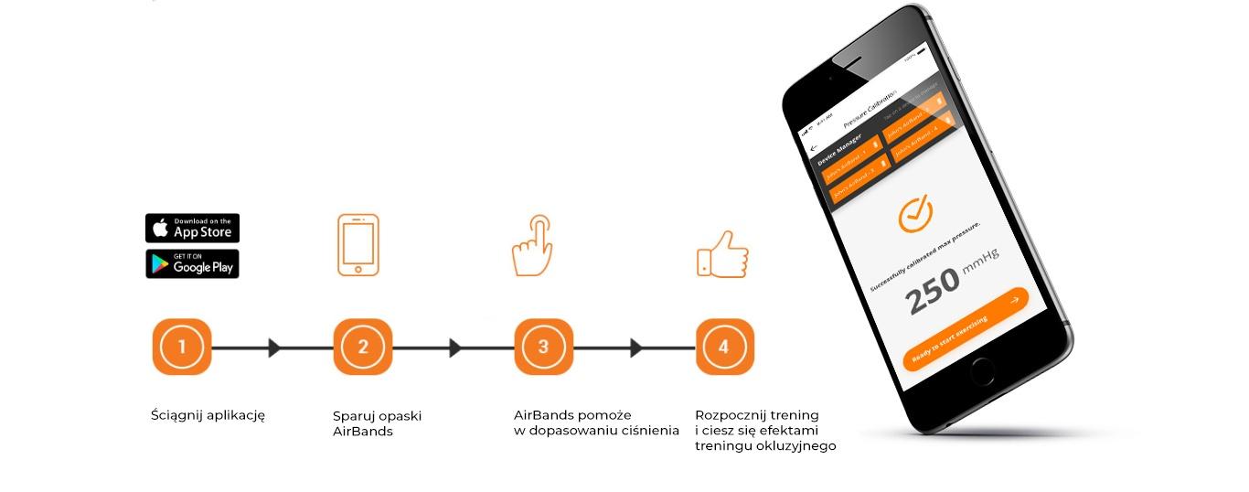 airbands aplikacja