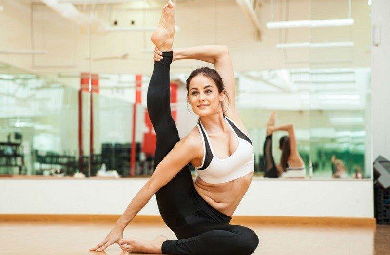 rozciąganie stretching