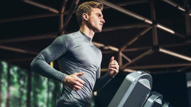 trening cardio na bieżni