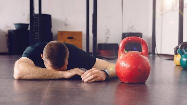 trening o wysokiej intensywności